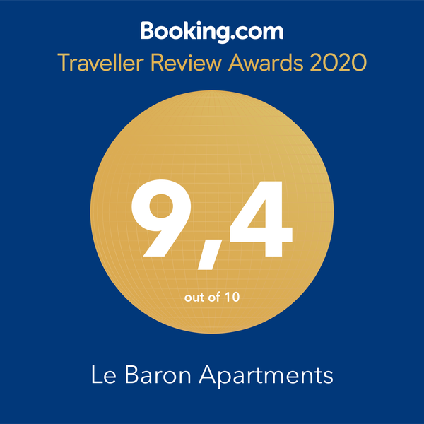 Booking.com Guest Award